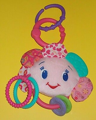 Fisher Price Ocean Wonders Kick and Crawl Gym Replacement Pink Flower
