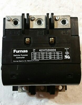 Furnas 42Hf108804 Definite Purpose Controller .