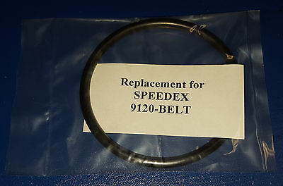 Replacement Belt for Speedex Key Cutting Machine - Replaces 9120-BELT