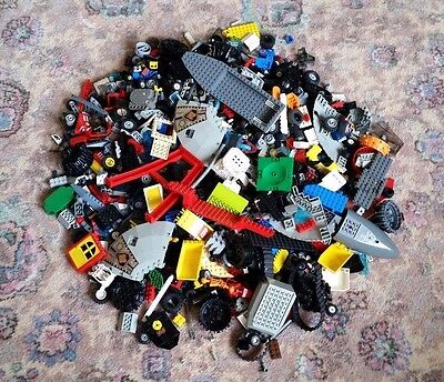 4 x KG of Assorted LEGO. No rubbish Just Lego parts.