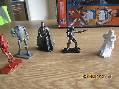Star Wars Command SET OF IMPERIAL FIGURES