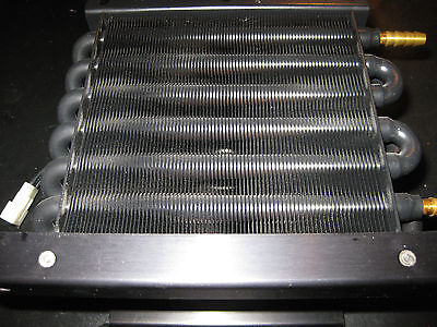 Lytron Heat Exchanger with 115 VAC cooling fan, pn p/n 6110G10