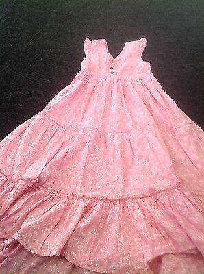 Girls pink dress from Next 8 years