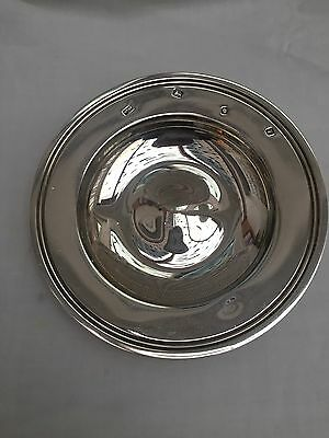 Solid Silver Mappin & Webb Dish 1993