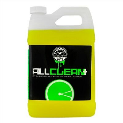 Chemical Guys All Clean + Citrus Based All Purpose Super Cleaner - 1 Gallon
