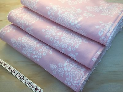 Burp Cloths Set of 3 - Floral Pink Theme - GREAT GIFT
