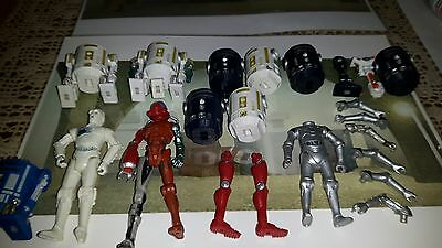 Star Wars The legacy collection lot build a droid