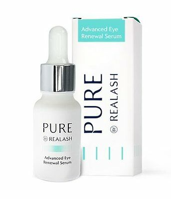 Realash Cosmetics Pure by Realash – Occhio Serum, 15 ML