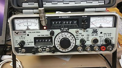 IFR 500 Service Monitor 1GHz with Transport Case in Good Condition
