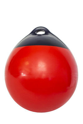 Heavy Duty PVC Marker Buoy - Red/Blue 290mm