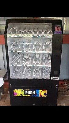 Sited Vending Machine In Nunawading