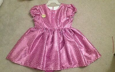 """adult baby sissy dress,size 36""""bust"""", AB,SPECIAL OCCASION,hot bridal pink satin"""