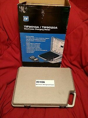 New Hvac Tif9010A Electronic Charging Scale Still In Box