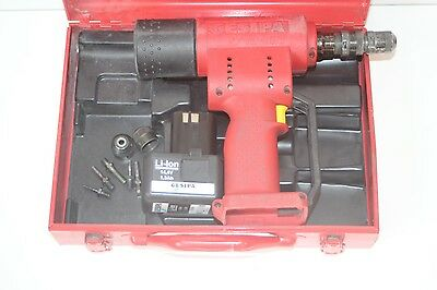 Gesipa FIREBIRD Battery Cordless Rechargeable Cordless Rivet Nut Tool