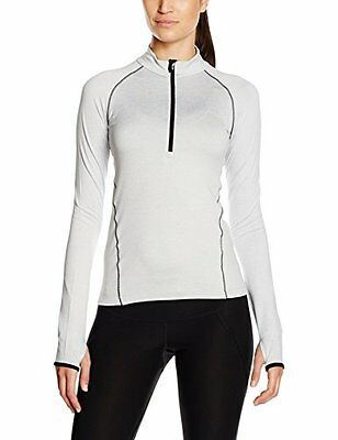 CMP felpa da donna Fitness Sweat, Donna, Fitness Sweatshirt, Ice Mel., XXS