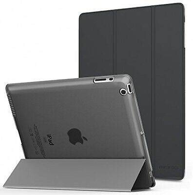 MoKo Case for iPad 2 / 3 / 4, Ultra Slim Lightweight Smart-shell Stand Cover wit
