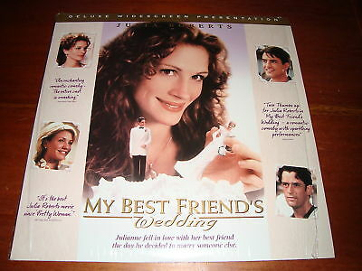 My Best Friend's Wedding - Laserdisc Ntsc Format