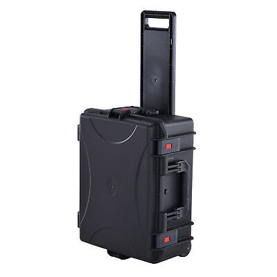Artist APC40 Waterproof ABS Road Hard Case with Wheels - 40 Litre - New