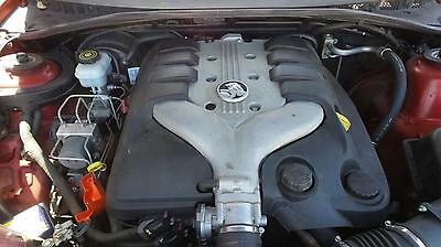 HOLDEN COMMODORE Engine 3.6, 10HBH TAG (175KW), ALLOY TEC, VZ, 08/04-09/07  04 0
