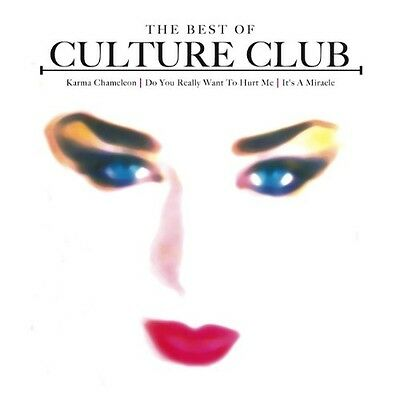 Culture Club - The Best Of Culture Club * New Cd
