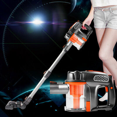 3000W Bagless Vacuum Cleaner Cyclonic Cyclone Filtration System Turbo Brush Head