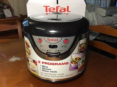 Tefal 3 in 1 cooker ..rice etc