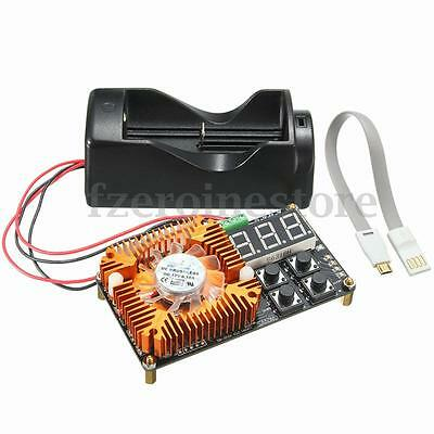 18650 li-ion lithium Battery Mobile Power Capacity Tester Meter discharge load