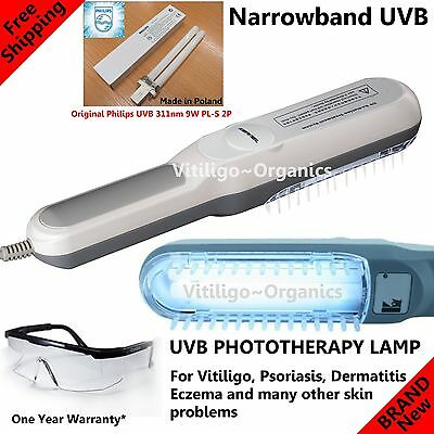 how to use uv light for psoriasis