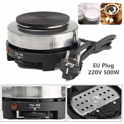 220V 500W Electric Stove Hot Plate Multifunction Cooking Plate Coffee Heater DIY