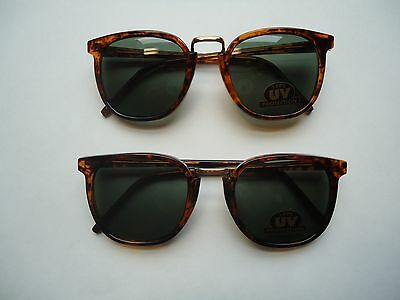 2 Pair of Quality FASHION SUNGLASSES for CHILDREN new 100% UV PROTECTION lot