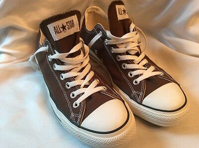 Converse All Star brown sneakers men's size 11 women's size 13