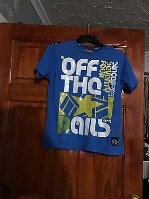 Boys T-shirt Ages 8-10 Years Large Boys Size