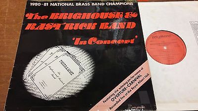 "Brighouse And Rastrick Band: Champions In Concert: 12"" LP Records"