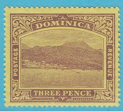 Dominica 40  Mint Hinged Og *  No Faults  Extra  Fine !