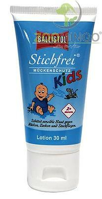 Stichfrei KIDS Lotion, Tube 30 ml