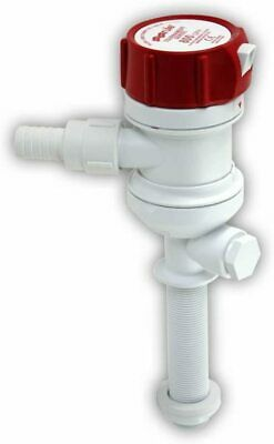 """Rule 403STC Livewell/Aerator Pump 800gph with 4-3/4"""" Straight-Threaded Inlet  MD"""