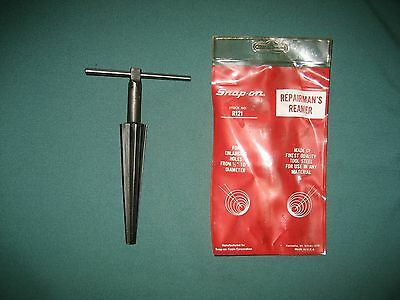 """Snap-on R121 Straight Hand Reamer 1/2"""" to 1"""" Snap On Reamer"""