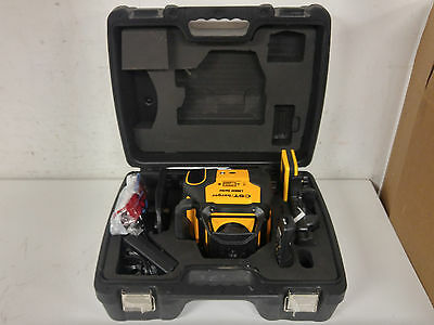 CST/Berger LM800 Series Rotary Laser Level Kit w/ LD-400 Detector & RC700 Remote