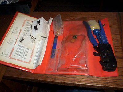 Berg Dupont HT 208A Hand crimping tool for 22-26 AWG  excellent condition