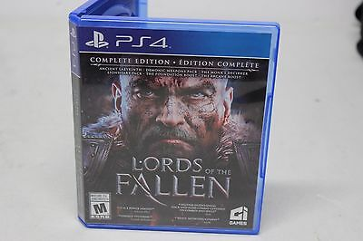 Lords of the Fallen Complete Edition - Sony Playstation 4 PS4 Video Game