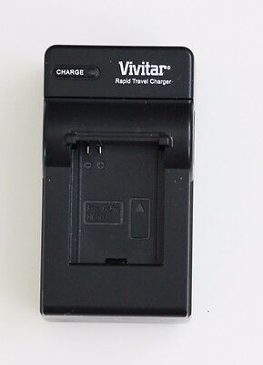 Vivitar Rapid Travel Charger for GoPro Hero +3 Batteries only