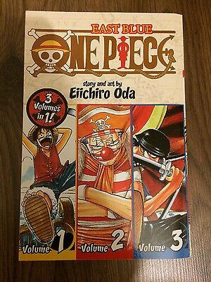 one piece manga volumes 1 - 20