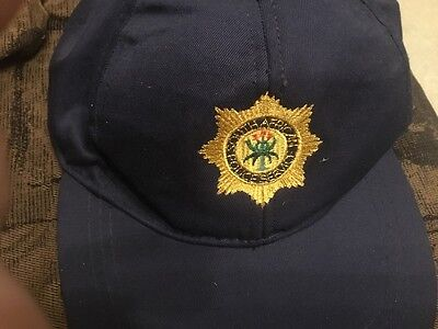 South African police cap