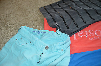 Girls size 10 lot of summer clothing