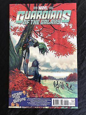 Guardians Of The Galaxy #20 (11/2014) 1:15 Stomp Out Bullying Variant Marvel