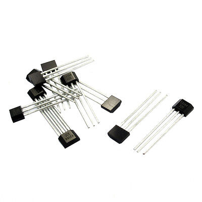 10Pcs Y3144 Sensitive Hall Effect Sensor Magnetic Detector 4.5-24V D3A5