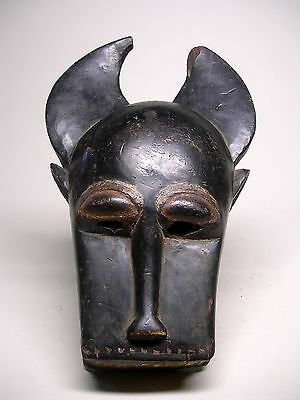 A Very Old and AUTHENTIC BAULE BONU AMWIN Mask ~ USED