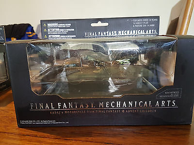 Final Fantasy Mechanical Arts - Kadaj's Motorcycle From Final VII Advent Childre