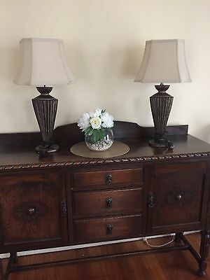 Beautiful Table Lamps w'shades