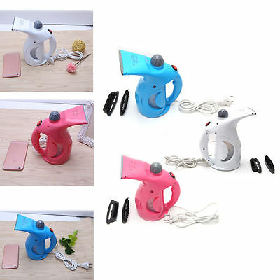 Clothes Steamer Handheld Portable Fast Heat up Fabric Garment Steamer Laundry